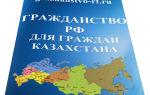 Гражданство рф в упрощенном порядке в 2020 году — для украинцев, белорусам, казахстана, армении
