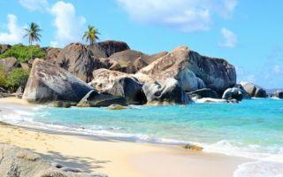 Виргинские острова на карте мира в 2020 году — отдых, климат, достопримечательности, развлечения
