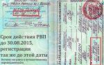 Временная регистрация по месту пребывания в 2020 году — что это такое, для граждан рф, иностранных, как получить, сделать