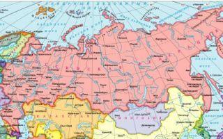 Сколько у россии стран соседей в 2020 году — главные города, юго-востоке, протяженность границ