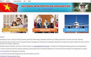 Нужна ли виза во вьетнам в 2020 году — для россиян, поездки