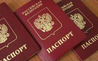 Документы для получения паспорта в 14 лет в 2020 году — через мфц, миграционной службе, сроки