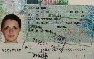 Нужна ли виза на кипр в 2020 году — для россиян, если есть шенген, туристическая, гостевая, рабочая
