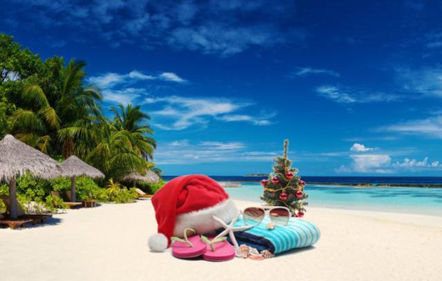 Куда полететь на Новый год в 2020 году - можно, на море, недорого, где тепло