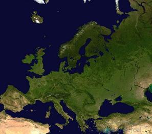 Страны зарубежной Европы, не имеющие выхода к морю в 2020 году - на карте, список, открытому
