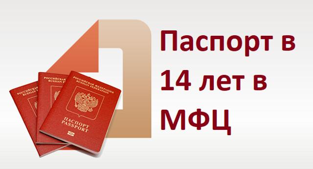 Документы для получения паспорта в 14 лет в 2020 году - через МФЦ, миграционной службе, сроки
