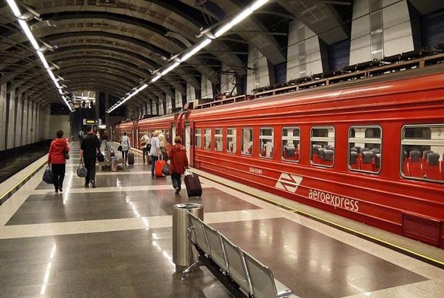 Как доехать до аэропорта Внуково в 2020 году - общественным транспортом, на Аэроэкспрессе, такси