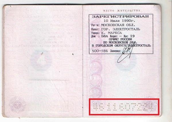 Где в паспорте номер и серия в 2020 году - особенности нумерации, что означают, меняется ли при замене