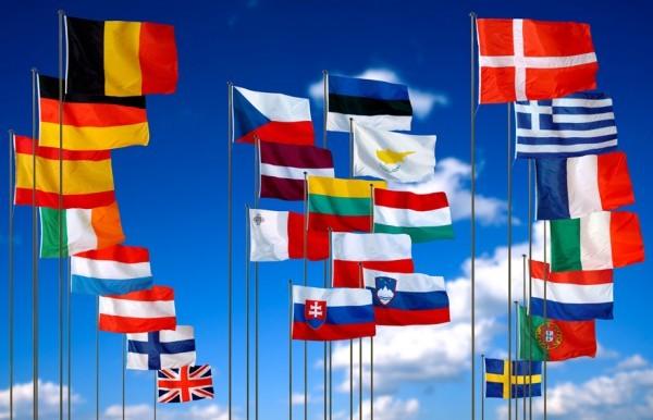 Какие страны входят в Европу в 2020 году - список, состав, Восточную