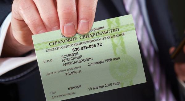 Какие документы нужны для получения СНИЛС в 2020 году - на ребенка до 14 лет, иностранному, гражданину