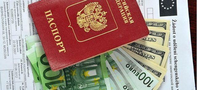 Стоимость шенгенской визы для россиян в 2020 году - льготная категория, через Посольство, туристической