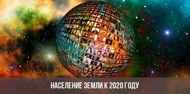 В какой стране проживает самое большое количество людей в 2020 году