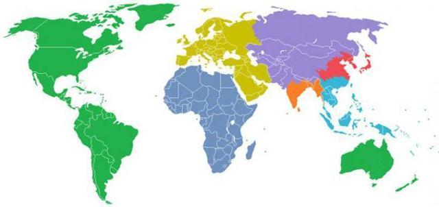 Страны по численности населения в 2020 году - список, плотность, густонаселенные, маленькие